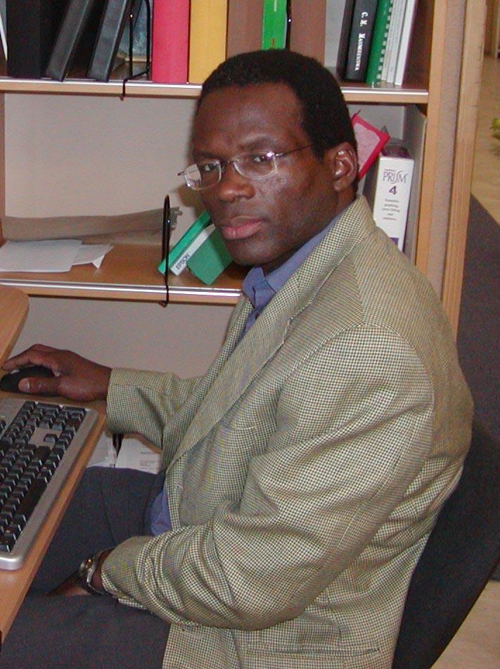 Collen Masimirembwa